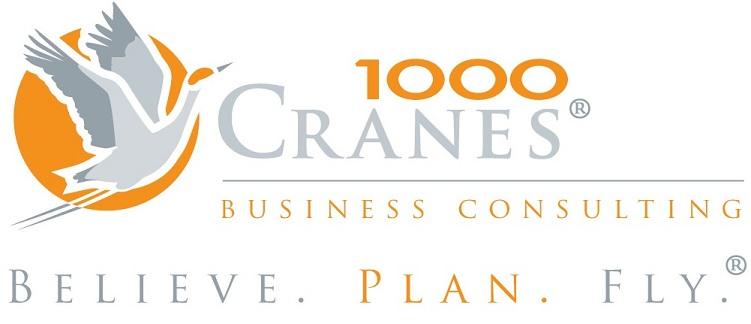 1000 Cranes® Logo