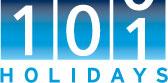 101 Holidays Logo