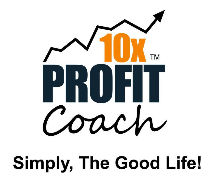 10XProfitCoach Logo