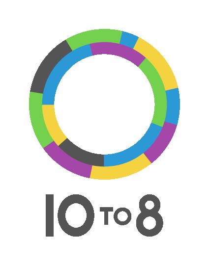 10to8ltd Logo