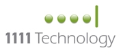 1111 Technology, LLC. Logo