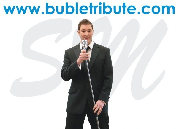 The Buble Tribute Show Logo