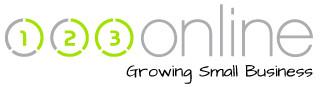 123 Online Limited Logo