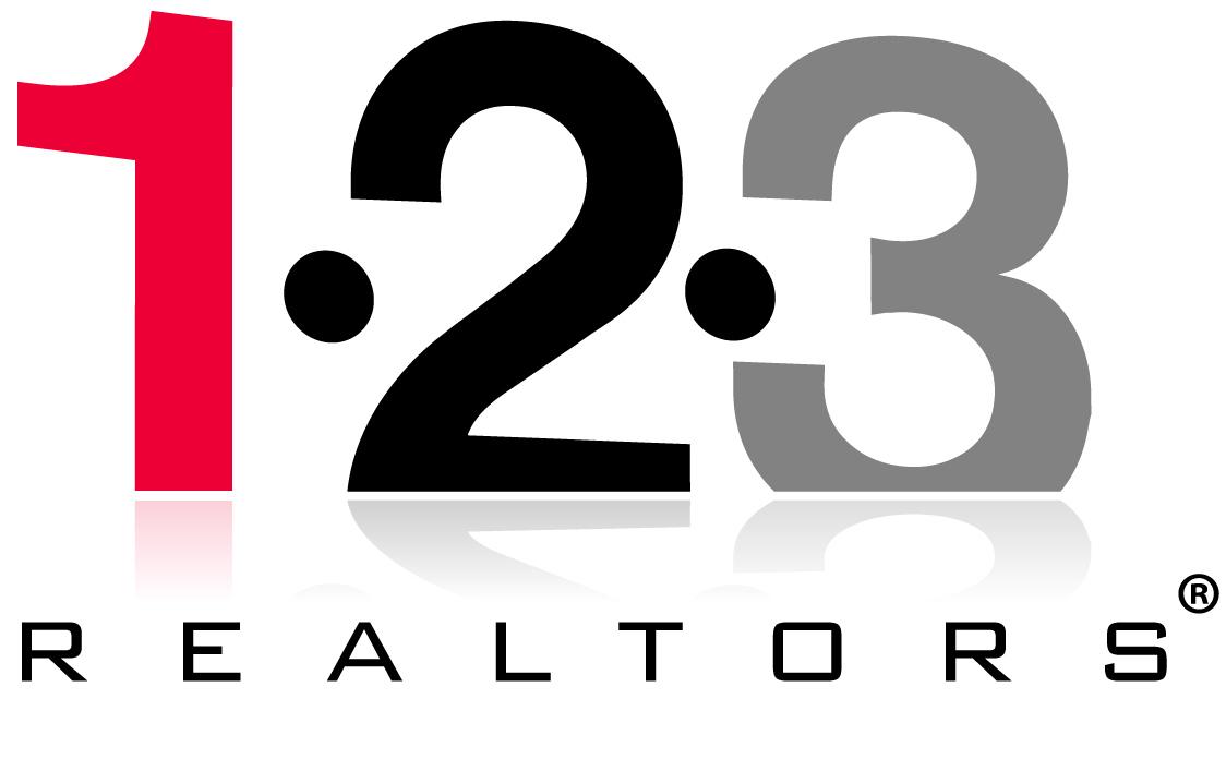1-2-3 Realtors Logo