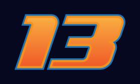 Lucky 13 Unbracketed LLC Logo