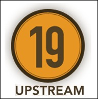 19 Upstream Christian T Shirts Logo