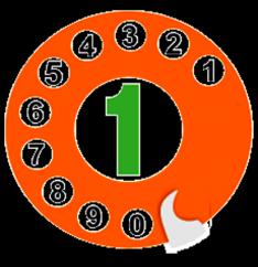 1 Dials Logo
