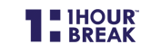 1Hour Break Logo