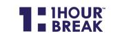 1Hour Break Logo