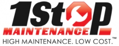 1 Stop Maintenance Logo