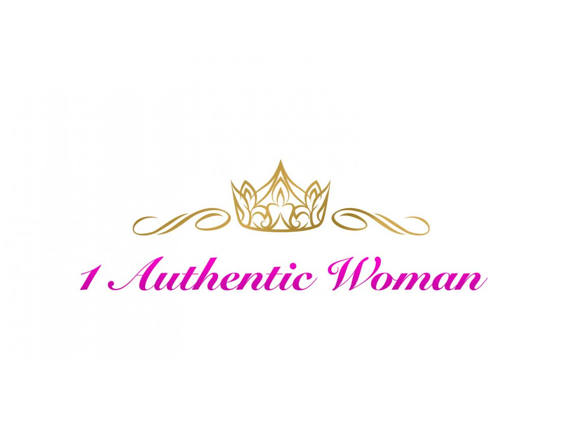 1 Authentic Woman Logo