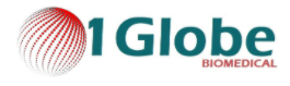 1Globe Biomedical Logo