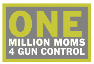 One Million Moms For Gun Control Logo