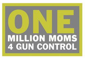 One Million Moms For Gun Control Logo