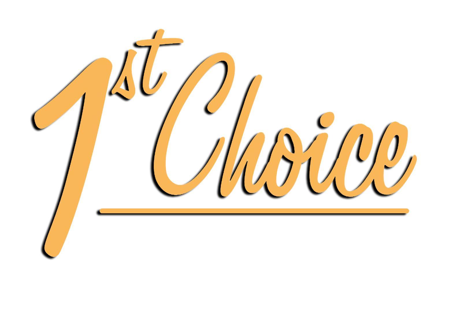 1st Choice, LLC Logo