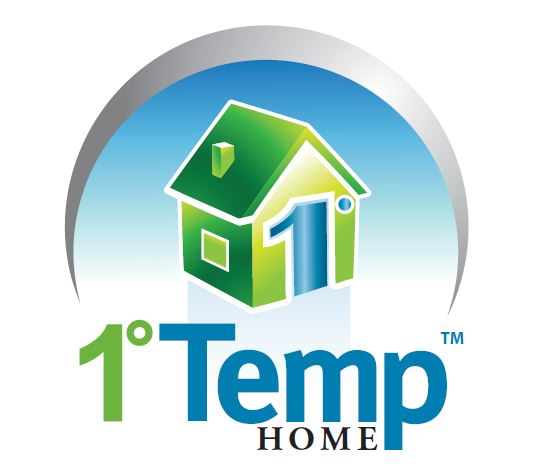1° Temp Home Logo