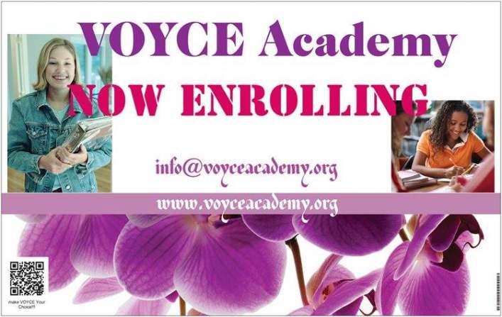 VOYCE Academy Logo