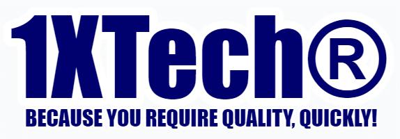 1X Technologies LLC Logo