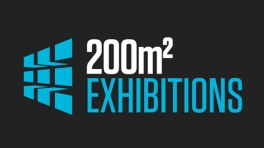 200m2 Exhibition Stands Logo