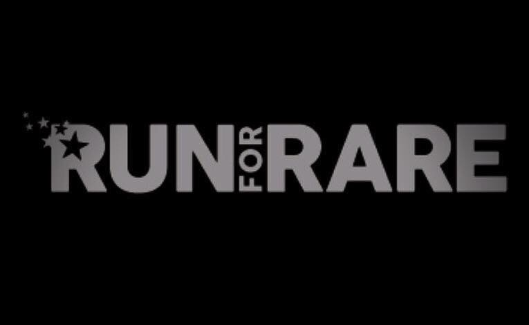 Run For Rare Logo