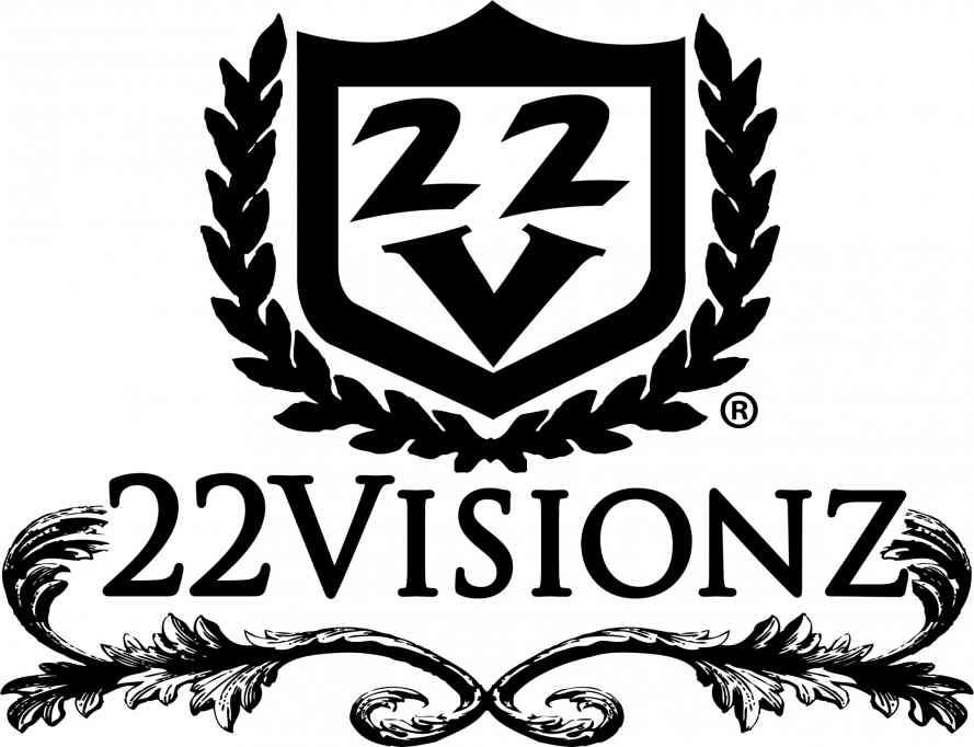 22Visionz Entertainment Logo