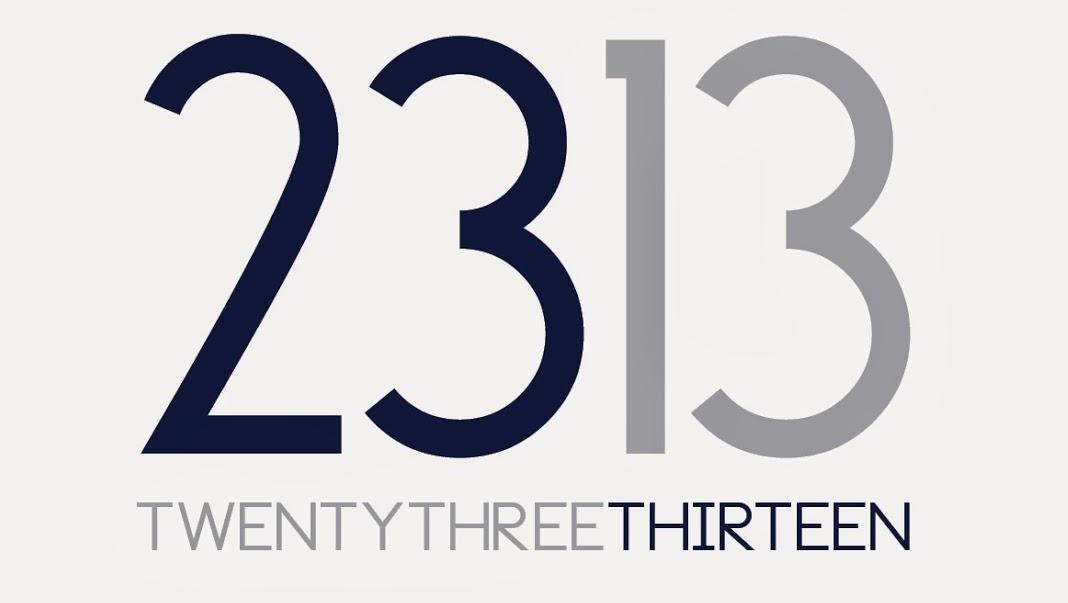 2313 Inc. Logo