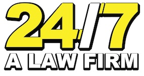 247 a Law Firm, P.A. Logo