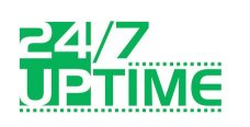 24/7 Uptime Ltd Logo