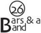 26 Bars & a Band Logo