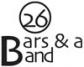 26 Bars & a Band Logo