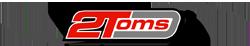 2TomsSportShield Logo
