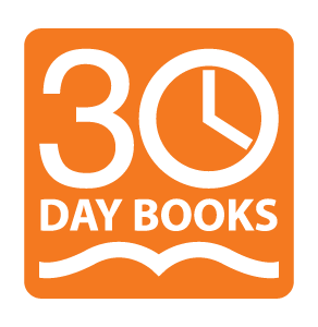 30 Day Books Logo