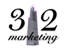 312 Marketing Logo