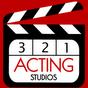 3-2-1- Acting Studios Logo