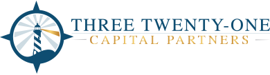 Three Twenty-One Capital Partners Logo