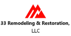 33HomeRemodeling Logo