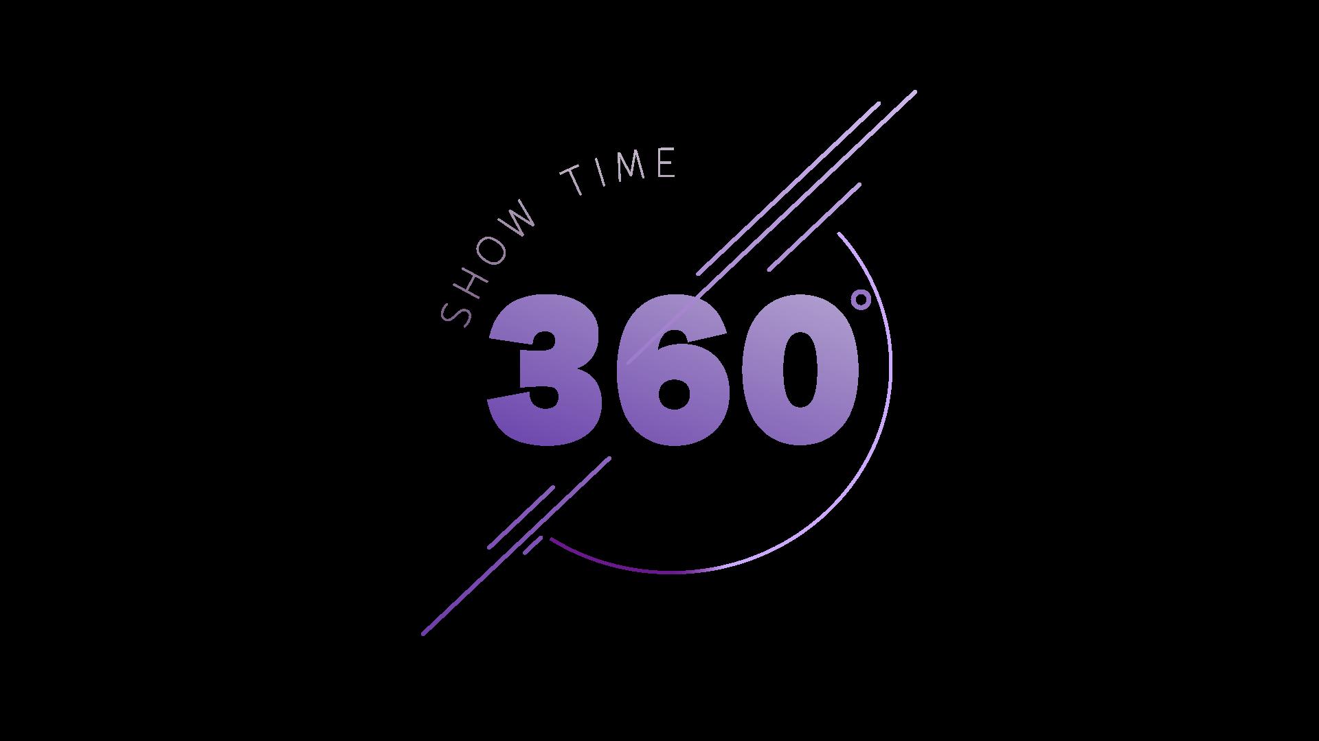 360ShowTime Logo