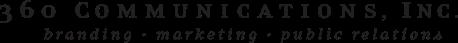 360 Communications, Inc. Logo