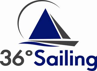 36 Degrees Sailing Logo