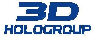 3D HoloGroup Logo