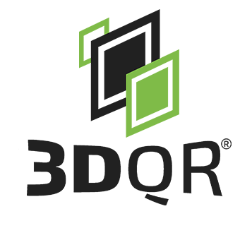 3DQR GmbH Logo