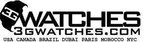 3G Watches Logo