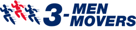 3MenMovers Logo