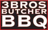 3BROS BBQ Logo