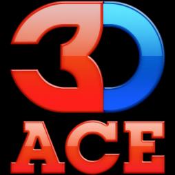 3d-ace Logo