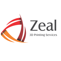 Zeal 3D Printing Services Logo