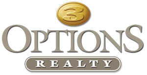 3 Options Realty Logo