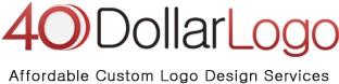 40 Dollar Logo Logo