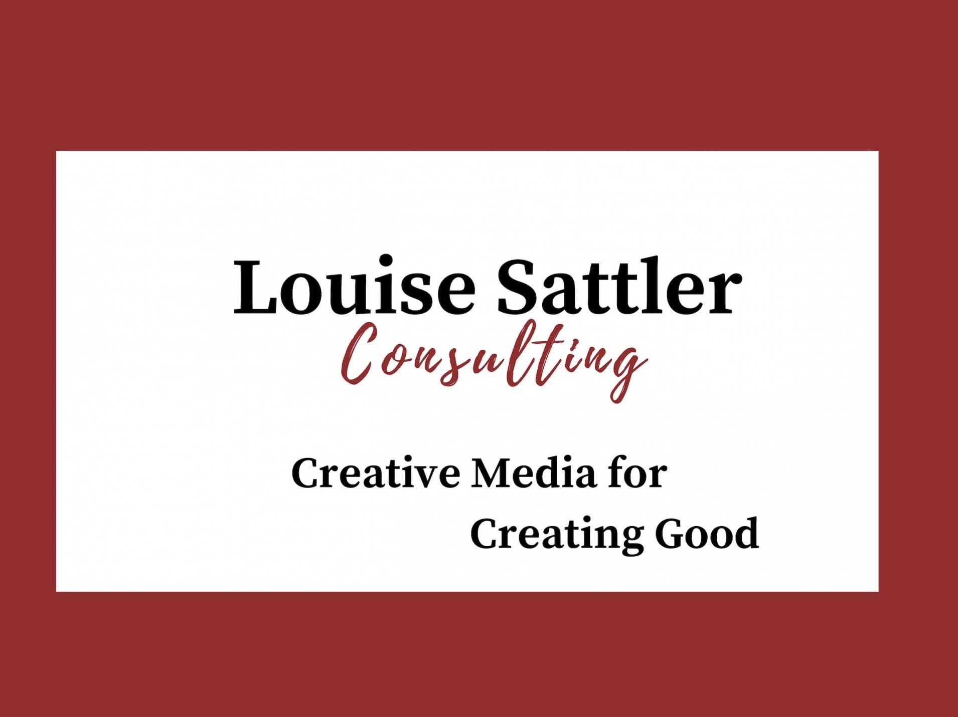 Louise Sattler Consulting Logo