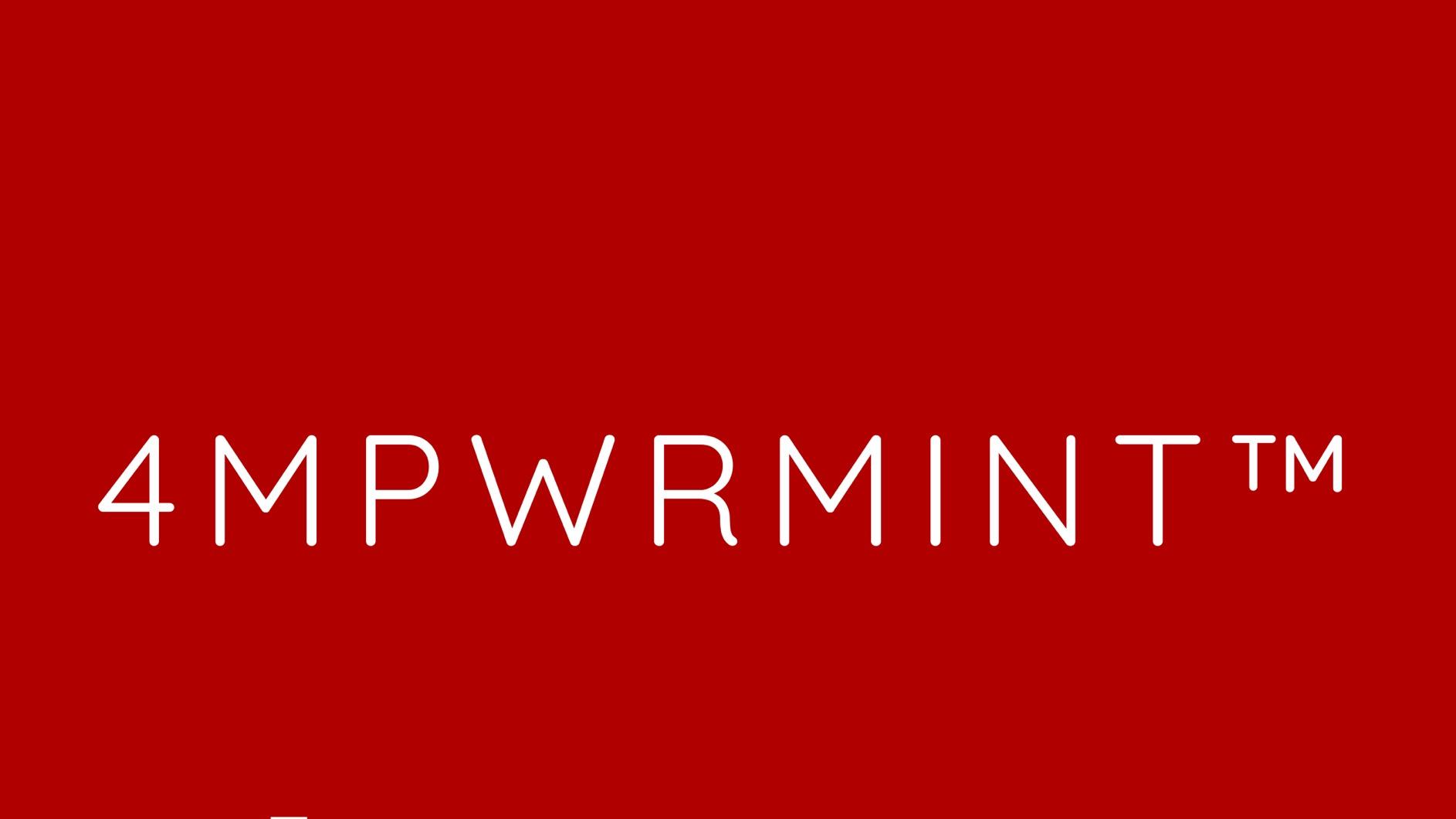 4MPWRMINT Logo
